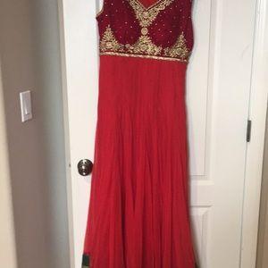 Indian dress/prom/wedding